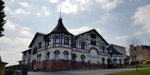 Turnvater-Jahn-Halle in Adorf (Vogtl)