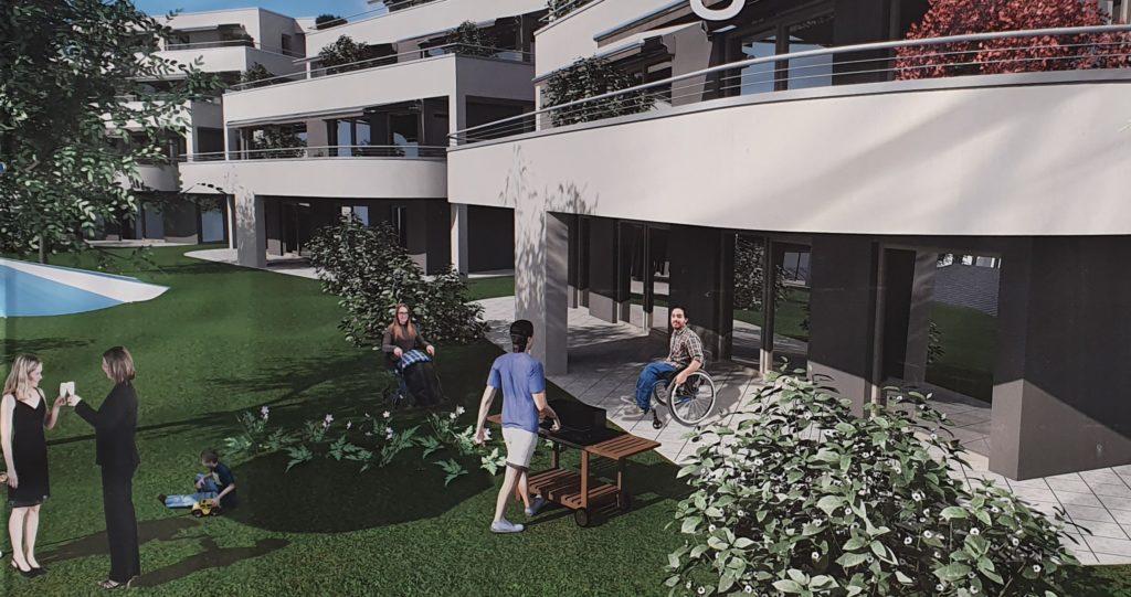 Integratives Wohnen in Plauen
